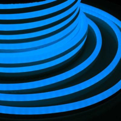 Гибкий неон круглый свечение 360 градусов